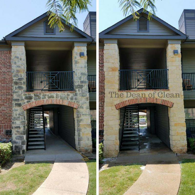 residential pressure washing dallas fort worth